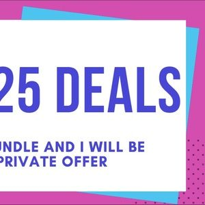 💗💗💗 5 for $25 Deals 💗💗💗